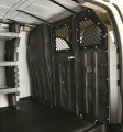 Commercial Vehicle Equipment - Masterack - Cab Partitions
