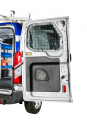 Commercial Vehicle Equipment - Masterack - Window Screens